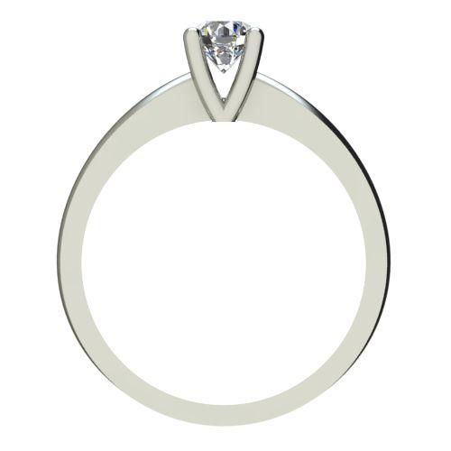 Годежен Пръстен бяло злато с диамант Cante 0,25 ct. 2231 b