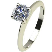 Годежен Пръстен бяло злато с диамант Cante 0,25 ct. 2249