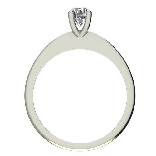 Годежен Пръстен бяло злато с диамант Cante 0,25 ct. 2249 b