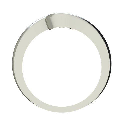 Годежен Пръстен бяло злато с диамант Mini 0,04 ct. 2255 b