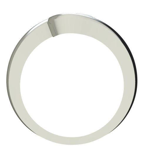 Годежен Пръстен бяло злато с диамант Mini 0,07 ct. 2256 b