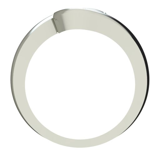 Годежен Пръстен бяло злато с диамант Mini 0,17 ct. 2258 b