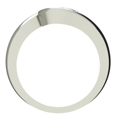 Годежен Пръстен бяло злато с диамант Mini 0,25 ct. 2259 b