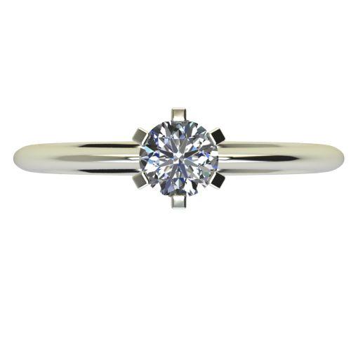 Годежен Пръстен бяло злато с диамант Cante 0,25 ct. 2353 a