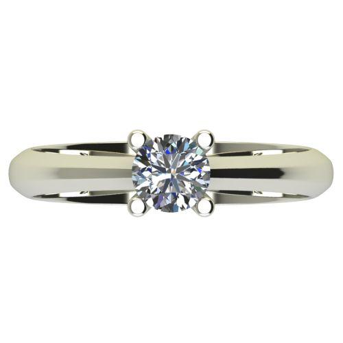Годежен Пръстен бяло злато с диамант Cante 0,40 ct. 2537 a