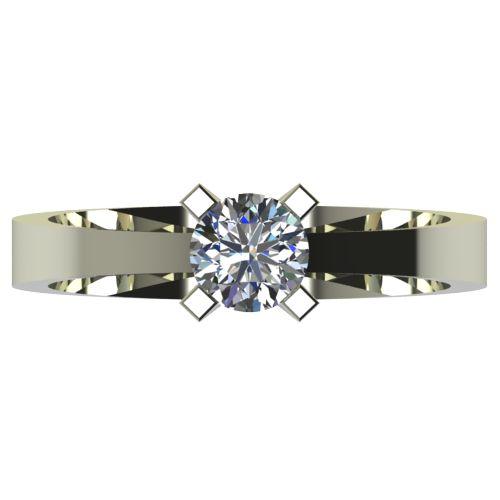 Годежен Пръстен бяло злато с диамант Cante 0,40 ct. 2538 a