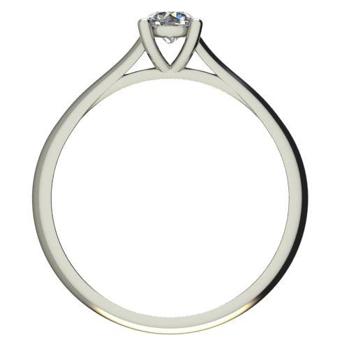 Годежен Пръстен бяло злато с диамант Ether 0,25 ct. 2603 b