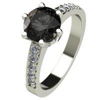 Годежен Пръстен бяло злато с диамант Nova 1,40 ct. 2588