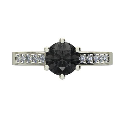 Годежен Пръстен бяло злато с диамант Nova 1,40 ct. 2588 a