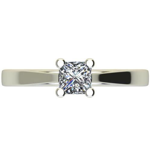Годежен Пръстен бяло злато с диамант Cante 0,49 ct. 2623 a
