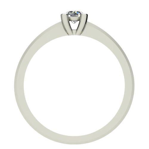 Годежен Пръстен бяло злато с диамант Decor 0,31 ct. 2639 b
