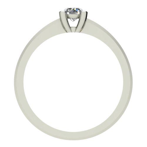 Годежен Пръстен бяло злато с диамант Decor 0,39 ct. 2641 b
