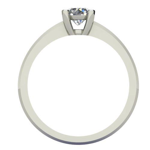 Годежен Пръстен бяло злато с диамант Decor 0,71 ct. 2643 b