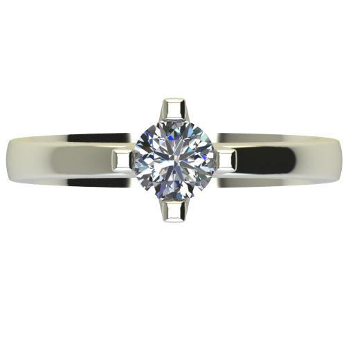 Годежен Пръстен бяло злато с диамант Cante 0,50 ct. 2674 a