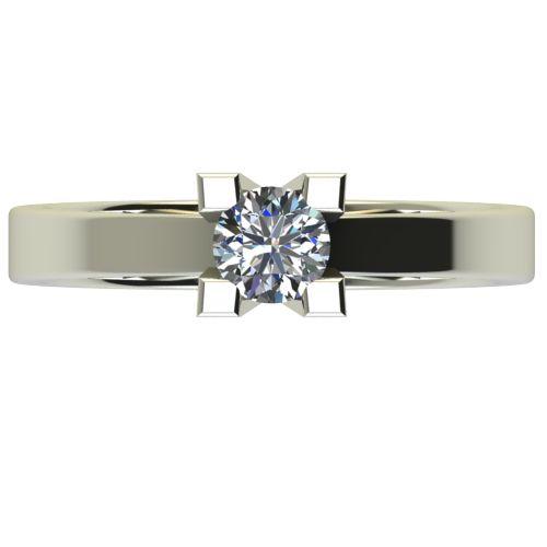 Годежен Пръстен бяло злато с диамант Cante 0,36 ct. 2714 a