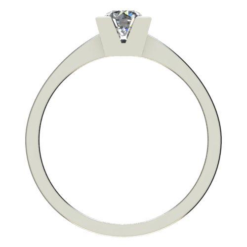 Годежен Пръстен бяло злато с диамант Cante 0,36 ct. 2714 b