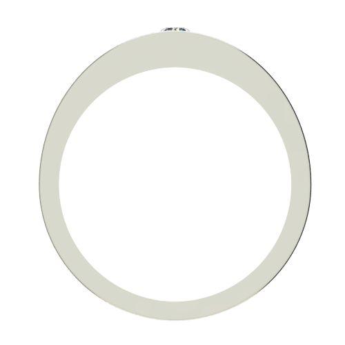 Годежен Пръстен бяло злато с диамант Eyes 0,07 ct. 2716 b