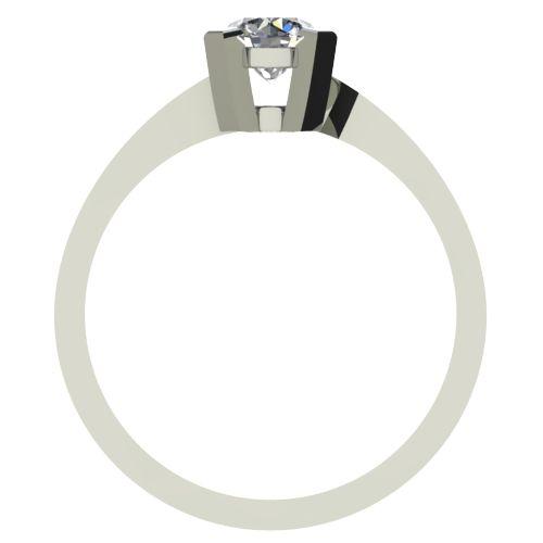 Годежен Пръстен бяло злато с диамант Chase 0,50 ct. 2739 b